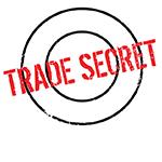 Trade Secret sign
