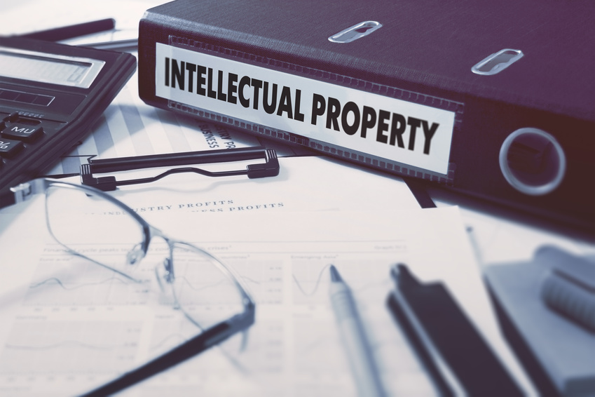 Intellectual property notebook